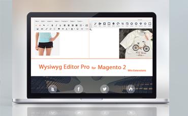 Wysiwyg Editor Pro For Magento 2